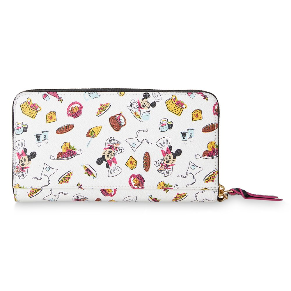 Mickey and Minnie Mouse Dooney and Bourke Wallet – Epcot International Food & Wine Festival 2020