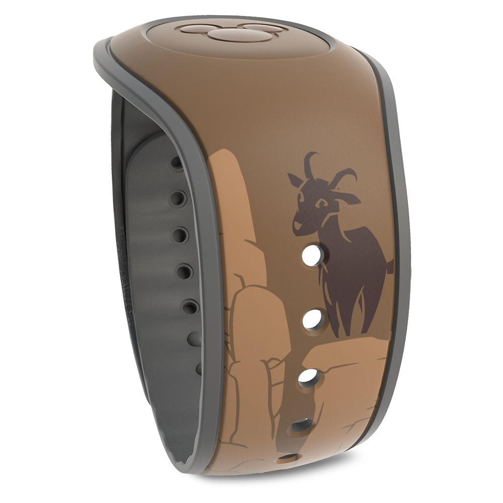 Big Thunder Mountain Railroad 40th Anniversary MagicBand 2 – Limited Release