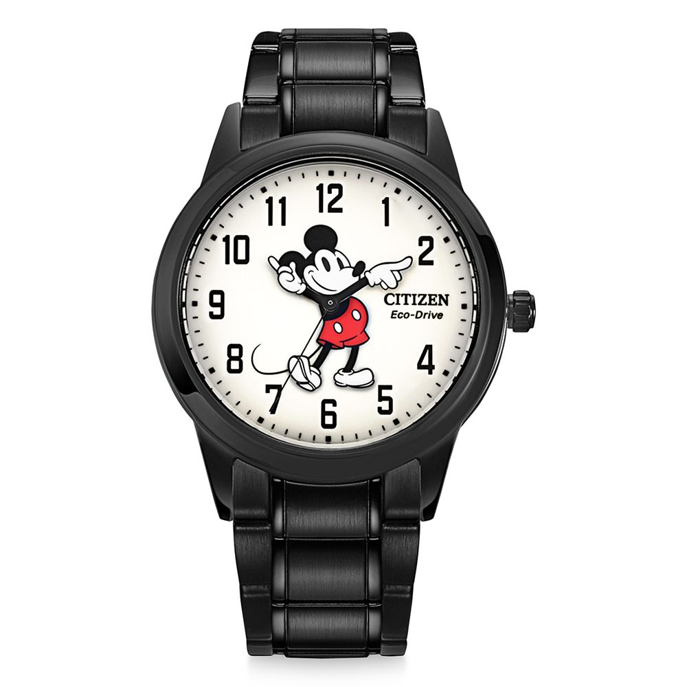 Mickey Mouse Classic Eco-Drive Watch by Citizen Official shopDisney