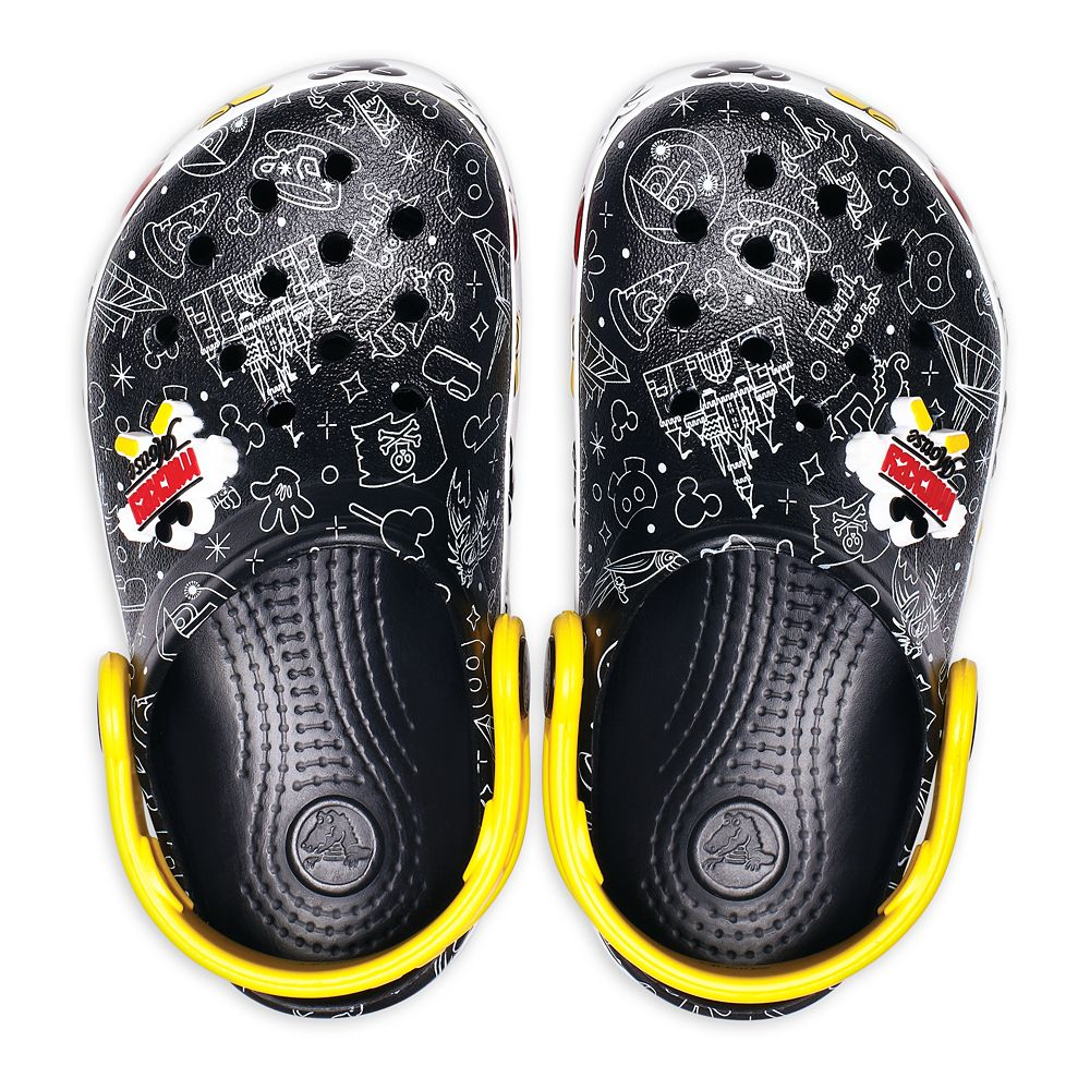 Mickey Mouse Clogs for Kids by Crocs