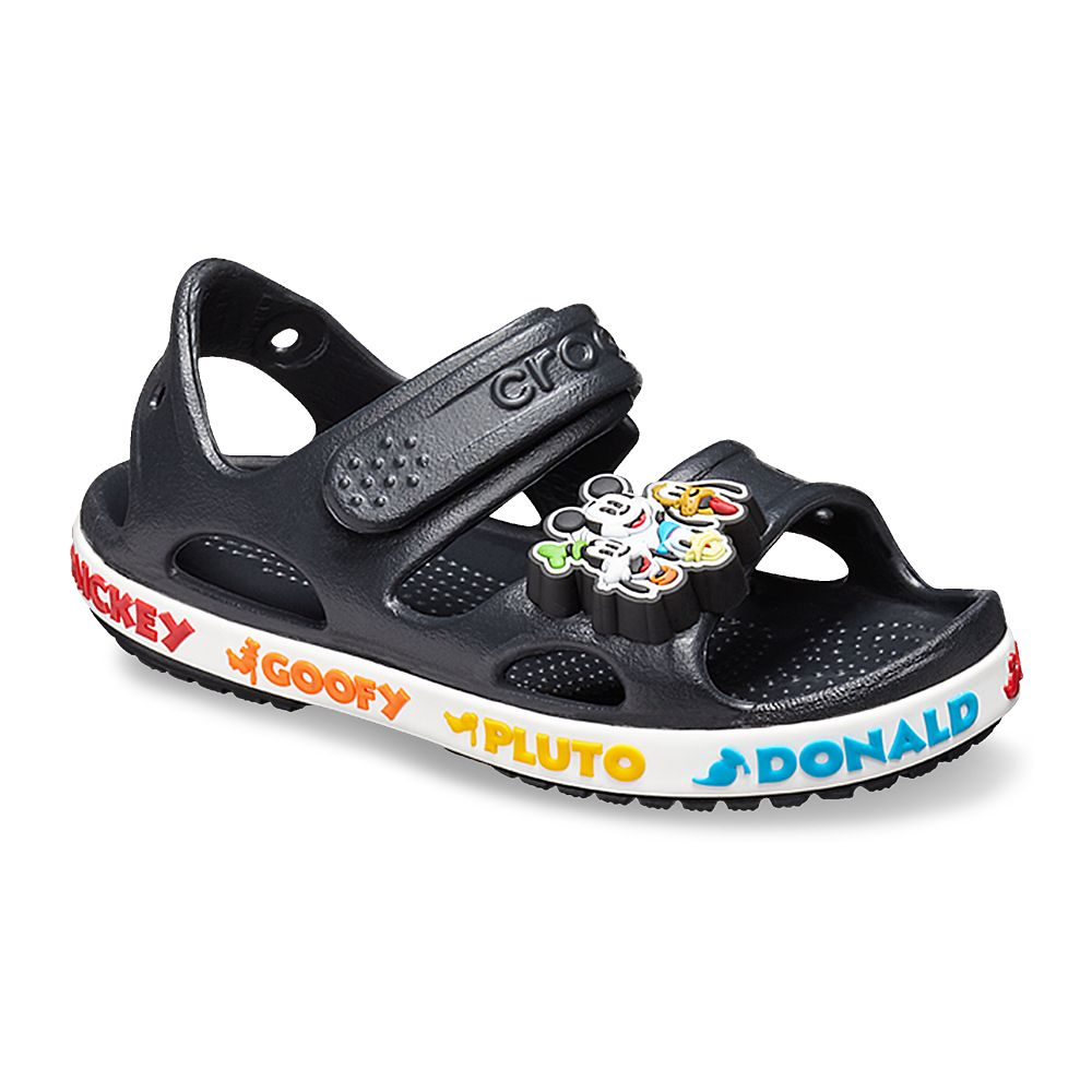 Mickey Mouse and Friends Sandals for Kids by Crocs Official shopDisney