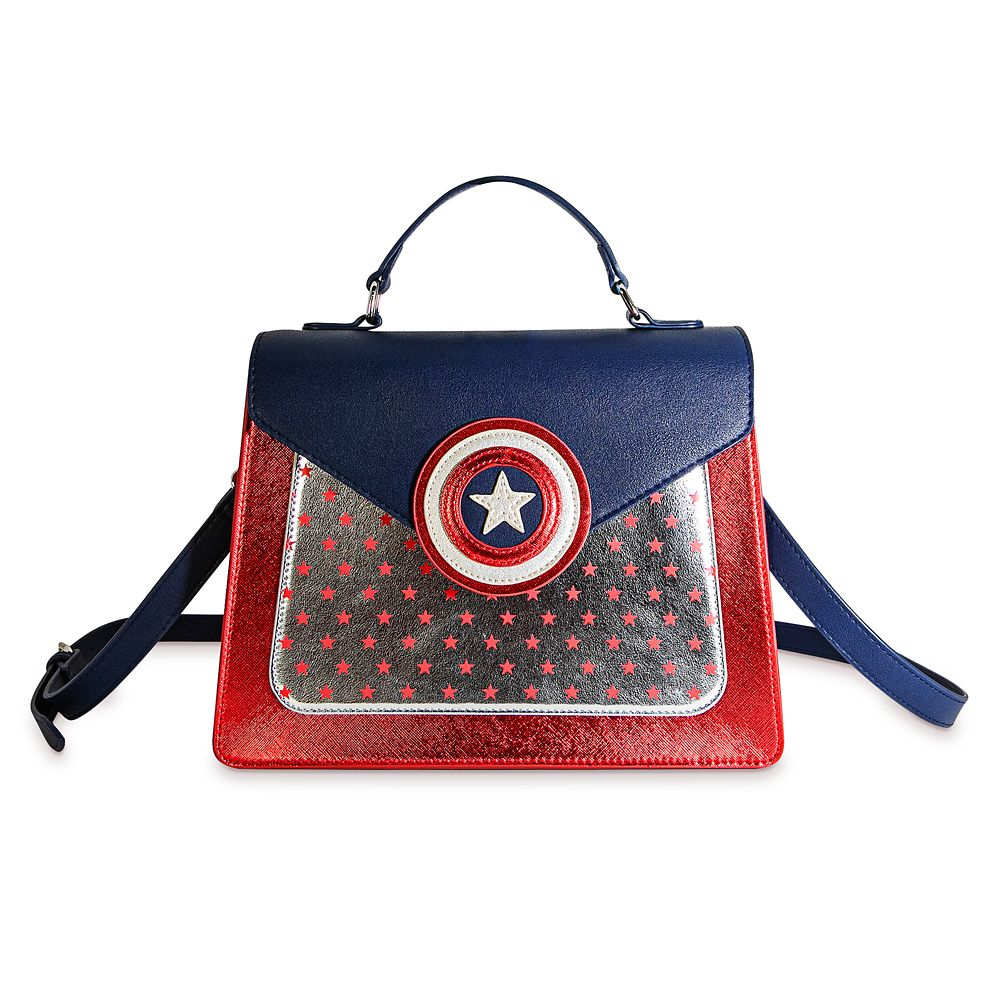 Captain America Handbag by Danielle Nicole