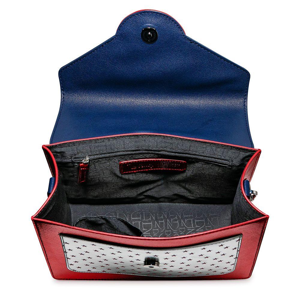Captain America Handbag by Danielle Nicole