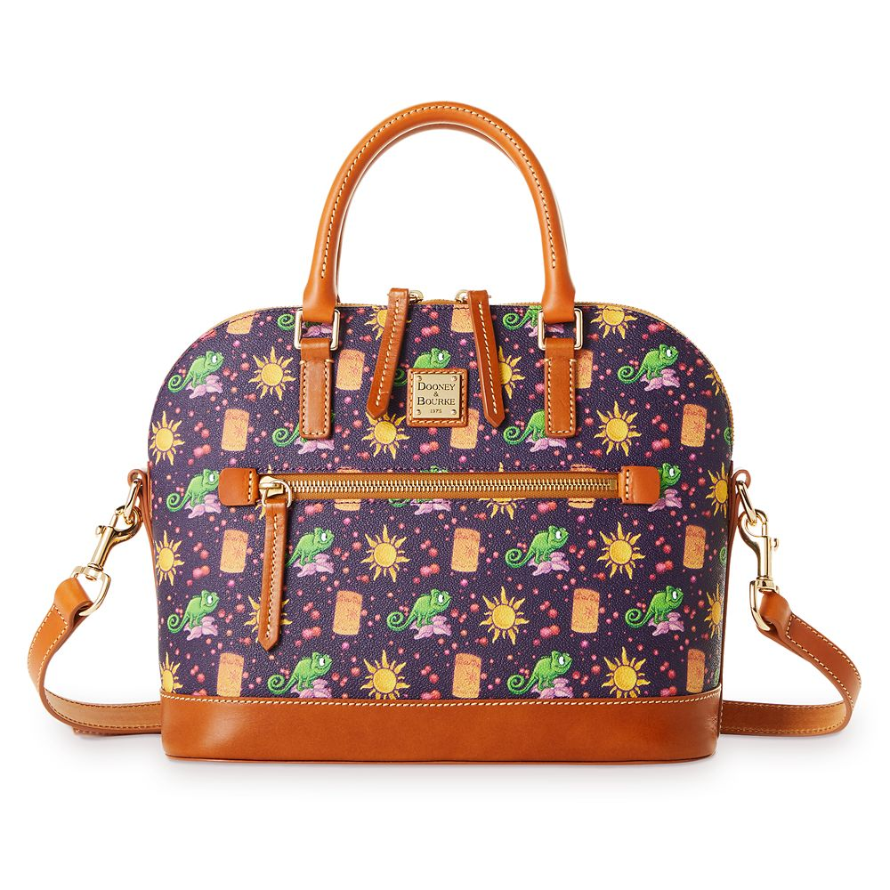 shopdisney.com - Tangled Dooney & Bourke Satchel Official shopDisney 298.00 USD
