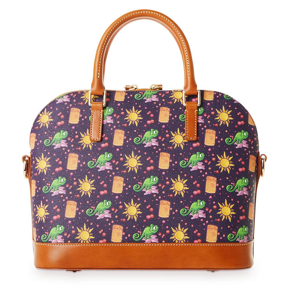 Tangled Dooney & Bourke Satchel