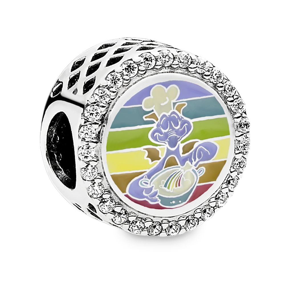 Figment Pandora Jewelry Charm – Epcot International Food & Wine Festival 2020
