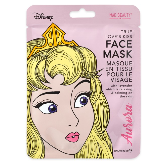 Aurora True Love's Kiss Mad Beauty Sheet Face Mask