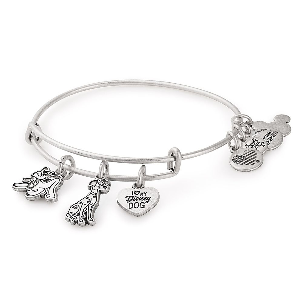 Disney Dogs Bangle by Alex and Ani