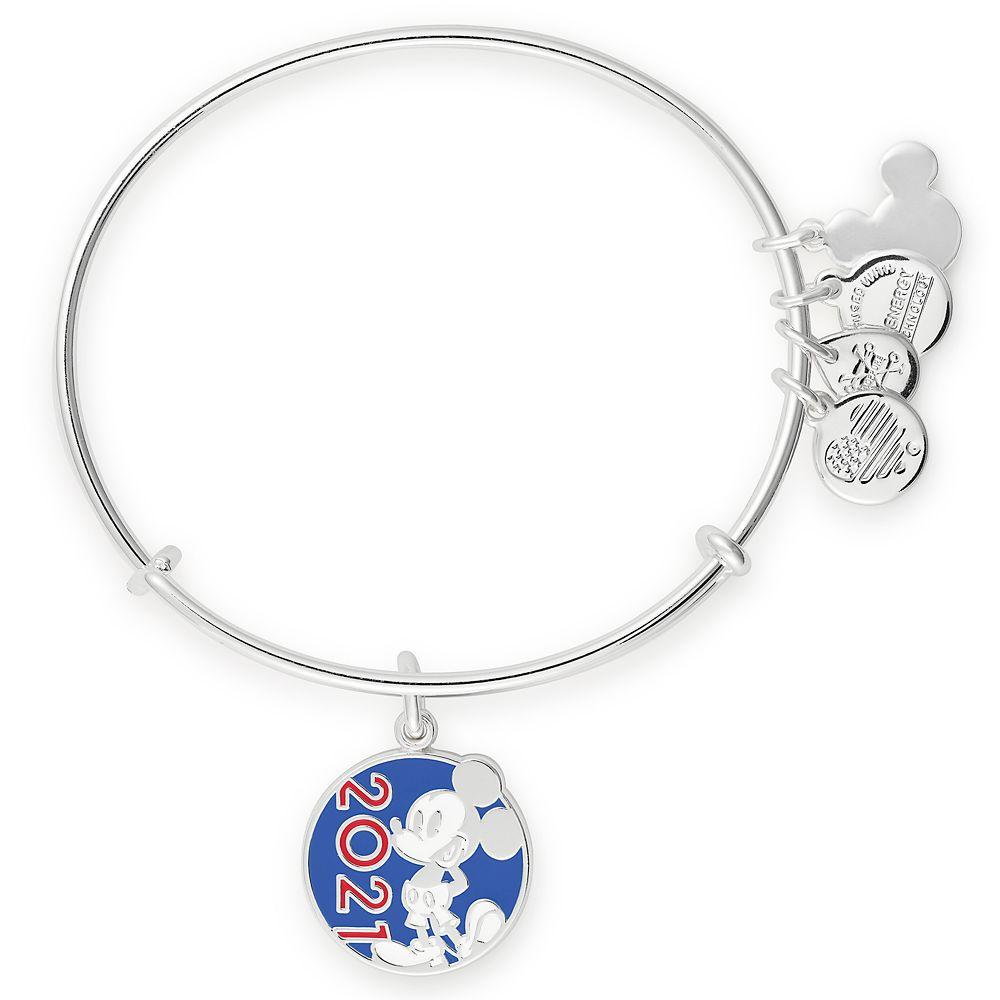 Mickey Mouse 2021 Bangle by Alex and Ani