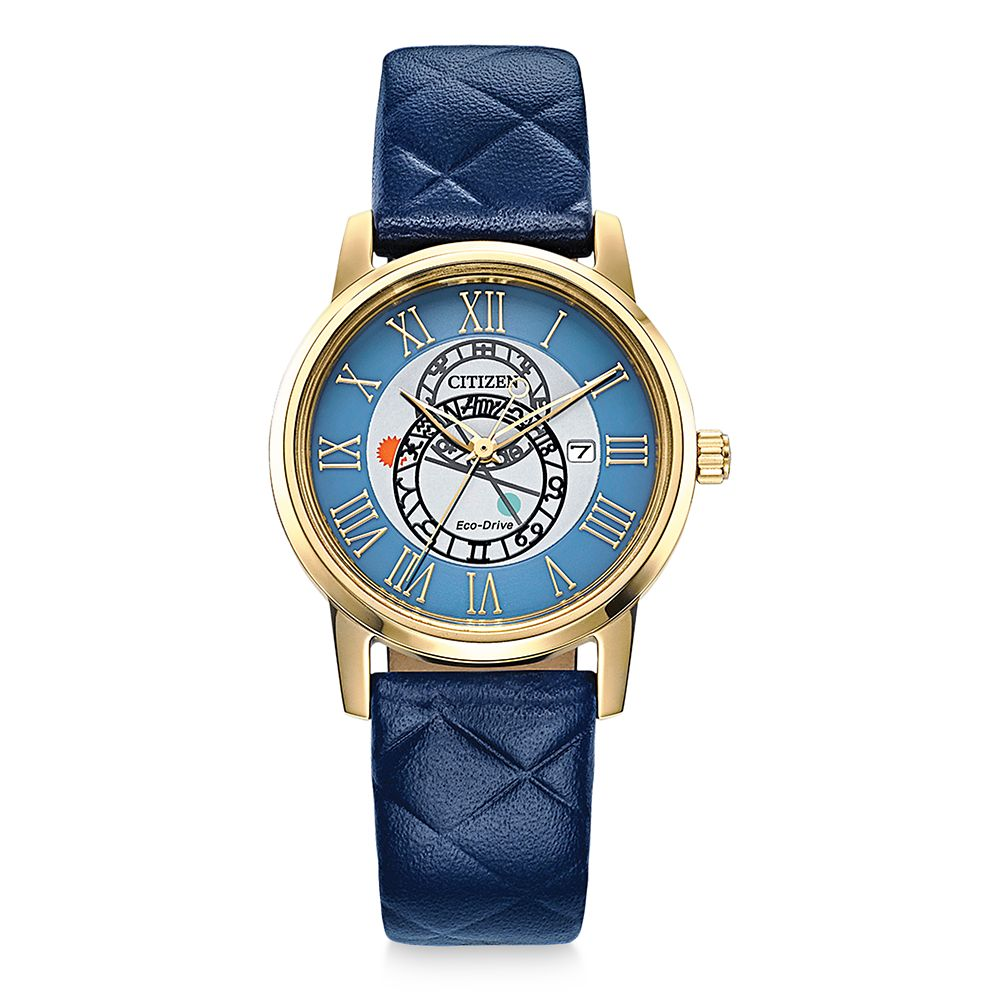 Cinderella Castle Clock Eco-Drive Watch for Women by Citizen – Limited Edition