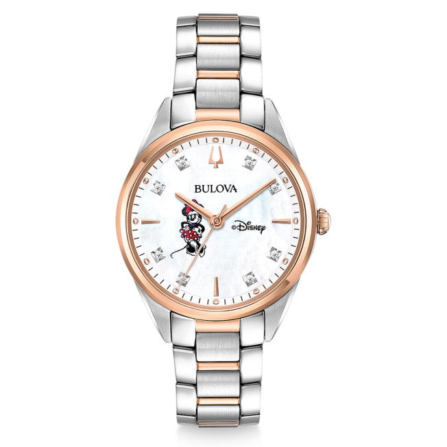 Minnie Mouse Watch for Women by Bulova