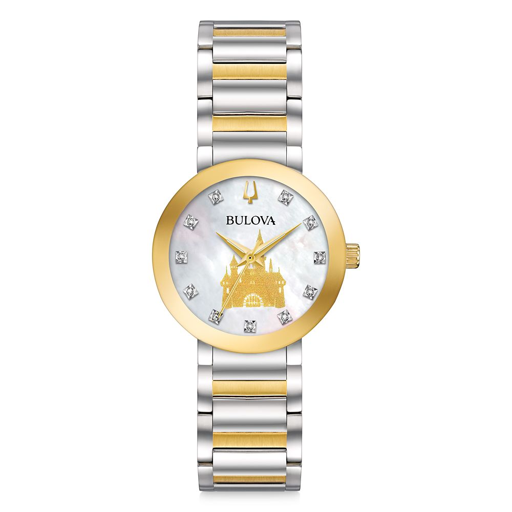 Sleeping Beauty Castle Watch for Women by Bulova – Disneyland