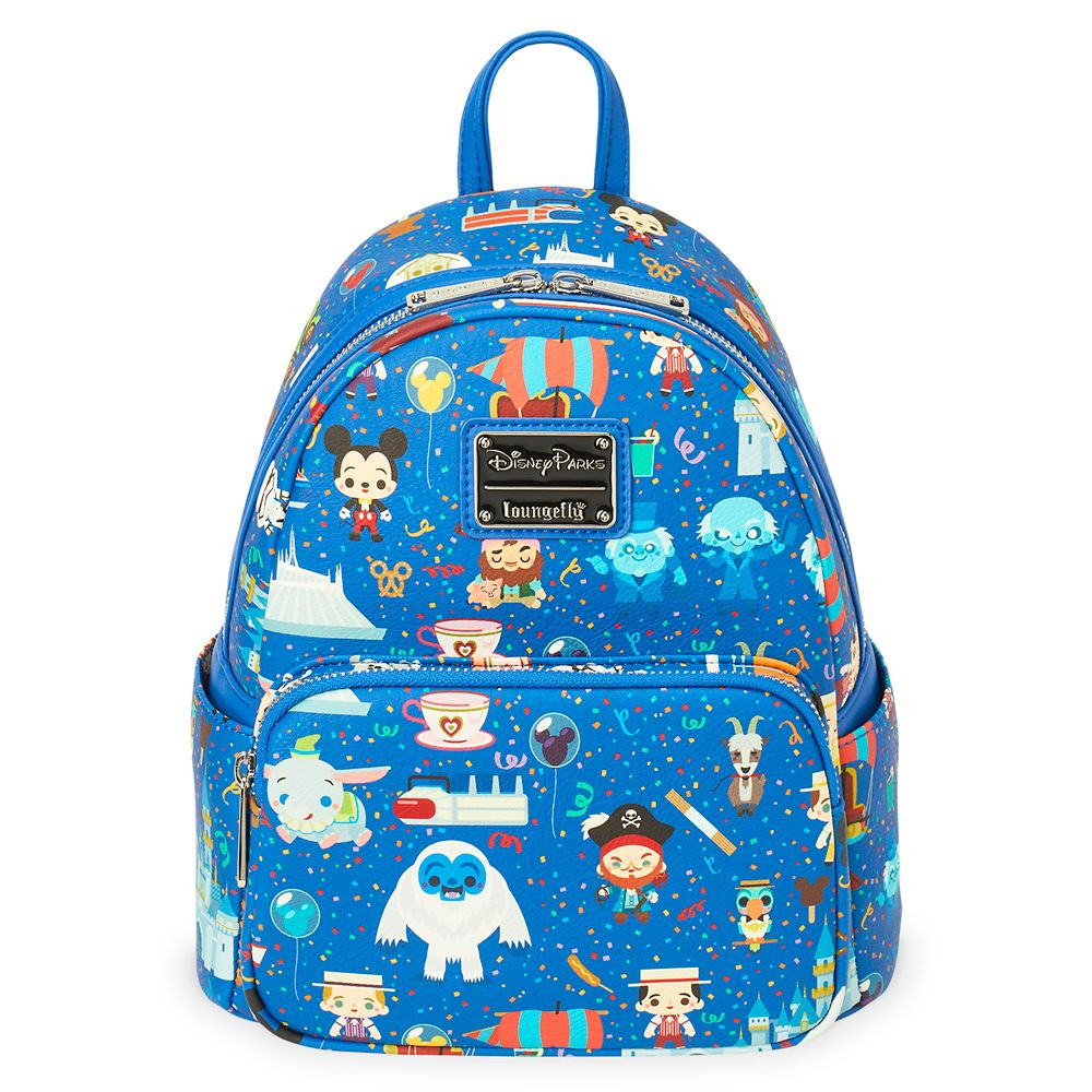 Disney Parks Chibi Mini Loungefly Backpack