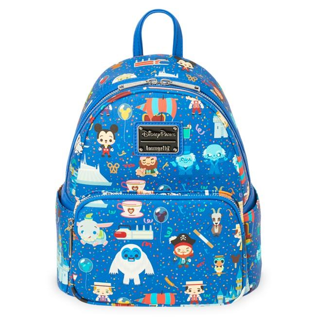 Disney Parks Chibi Mini Loungefly Backpack