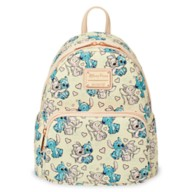 Stitch and Angel Mini Loungefly Backpack