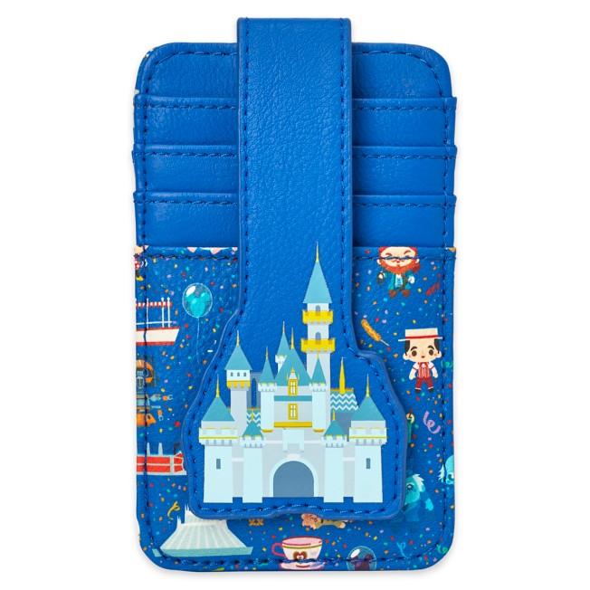 Disney Parks Chibi Card Wallet