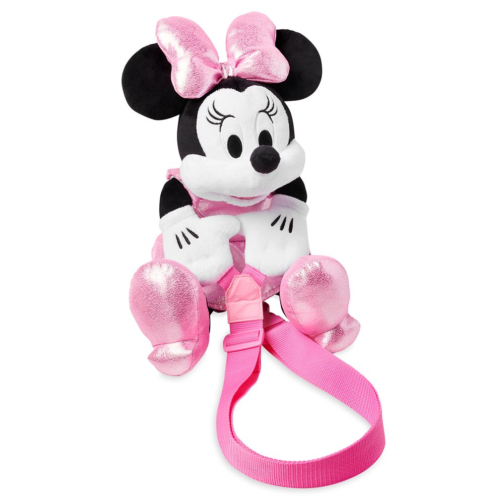 Minnie Mouse Plush Backpack