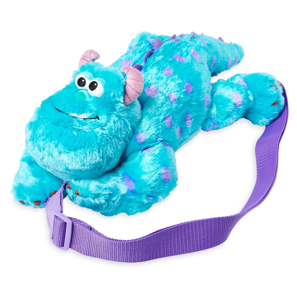 Sulley Plush Backpack – Monsters, Inc.