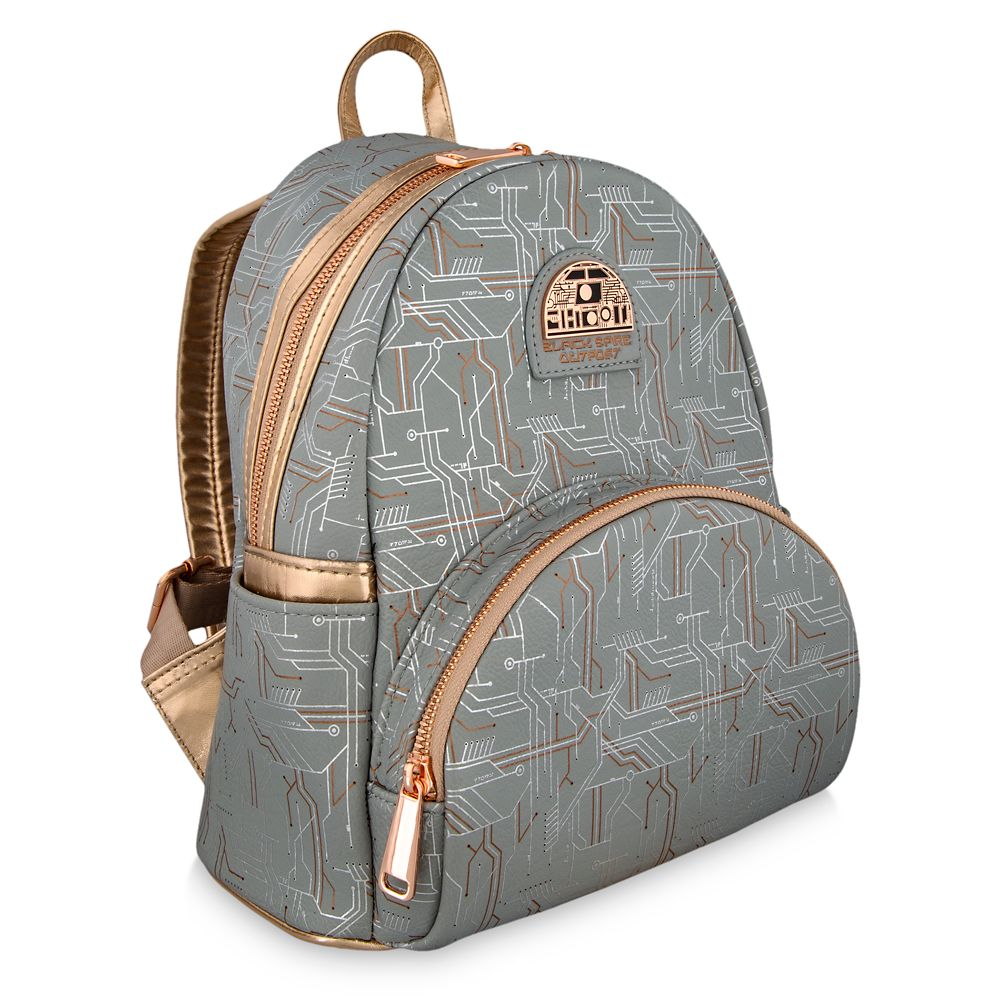 shopdisney.com - Black Spire Outpost Droid Circuitry Mini Backpack  Star Wars: Galaxy's Edge Official shopDisney 74.99 USD