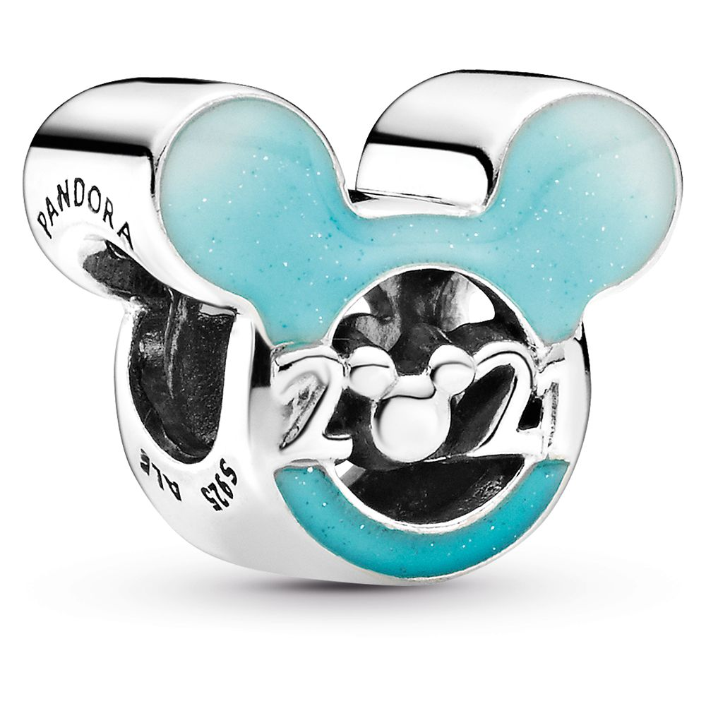 Mickey Mouse Icon Charm by Pandora Jewelry – Disney Parks 2021