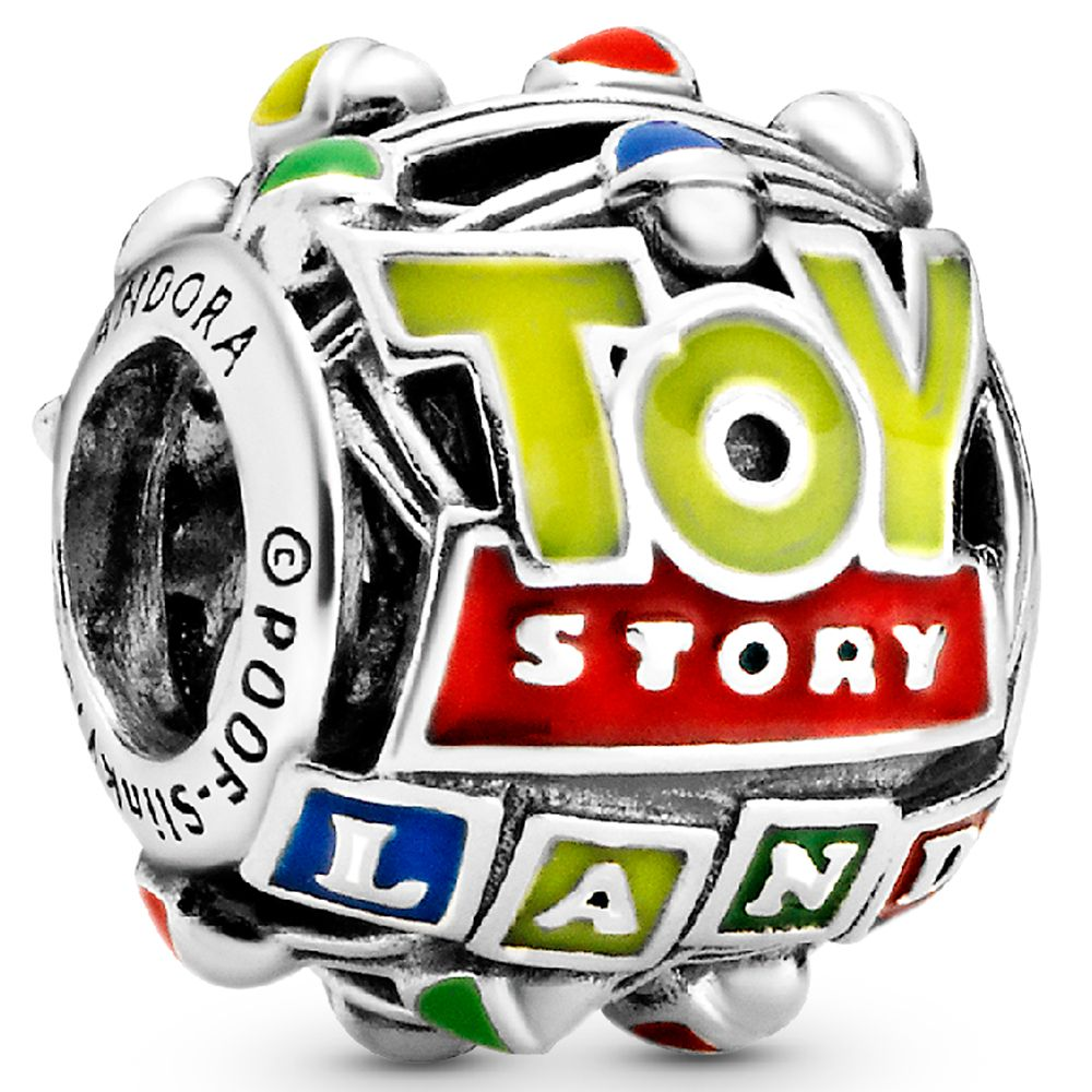 Toy Story Land Bead Charm By Pandora Jewelry Shopdisney