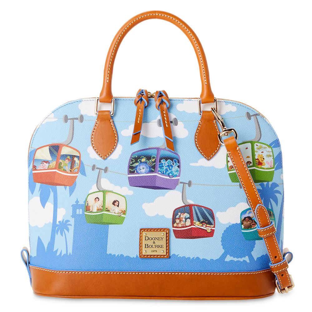 Disney Skyliner Dooney & Bourke Satchel