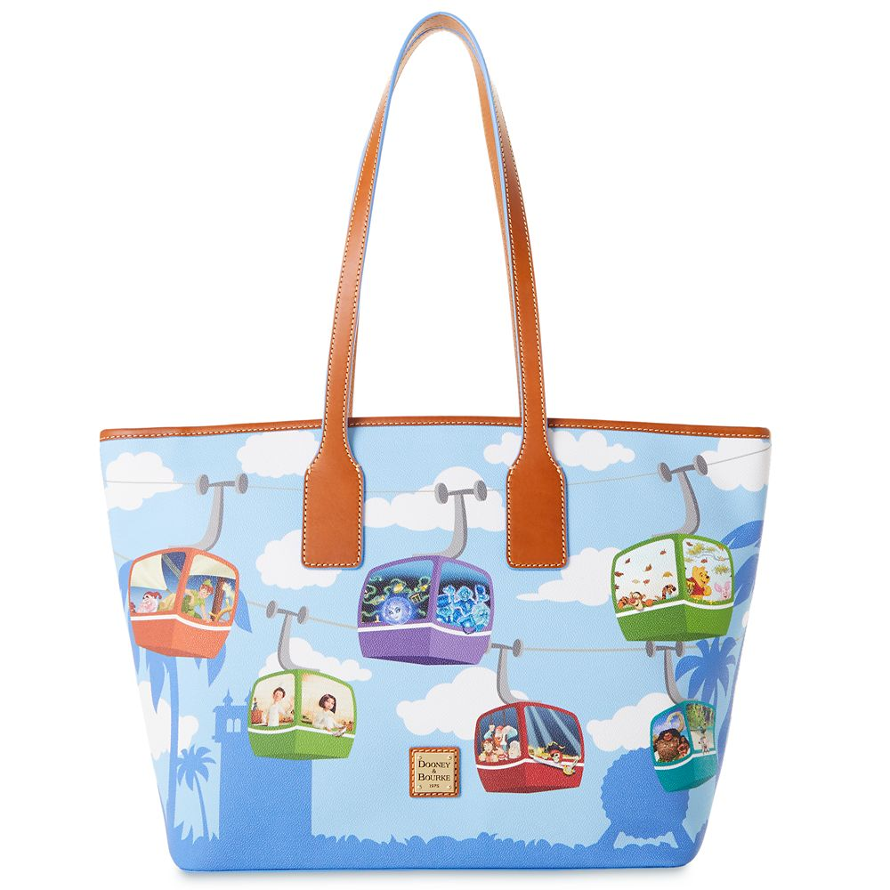Disney Skyliner Dooney & Bourke Tote Bag