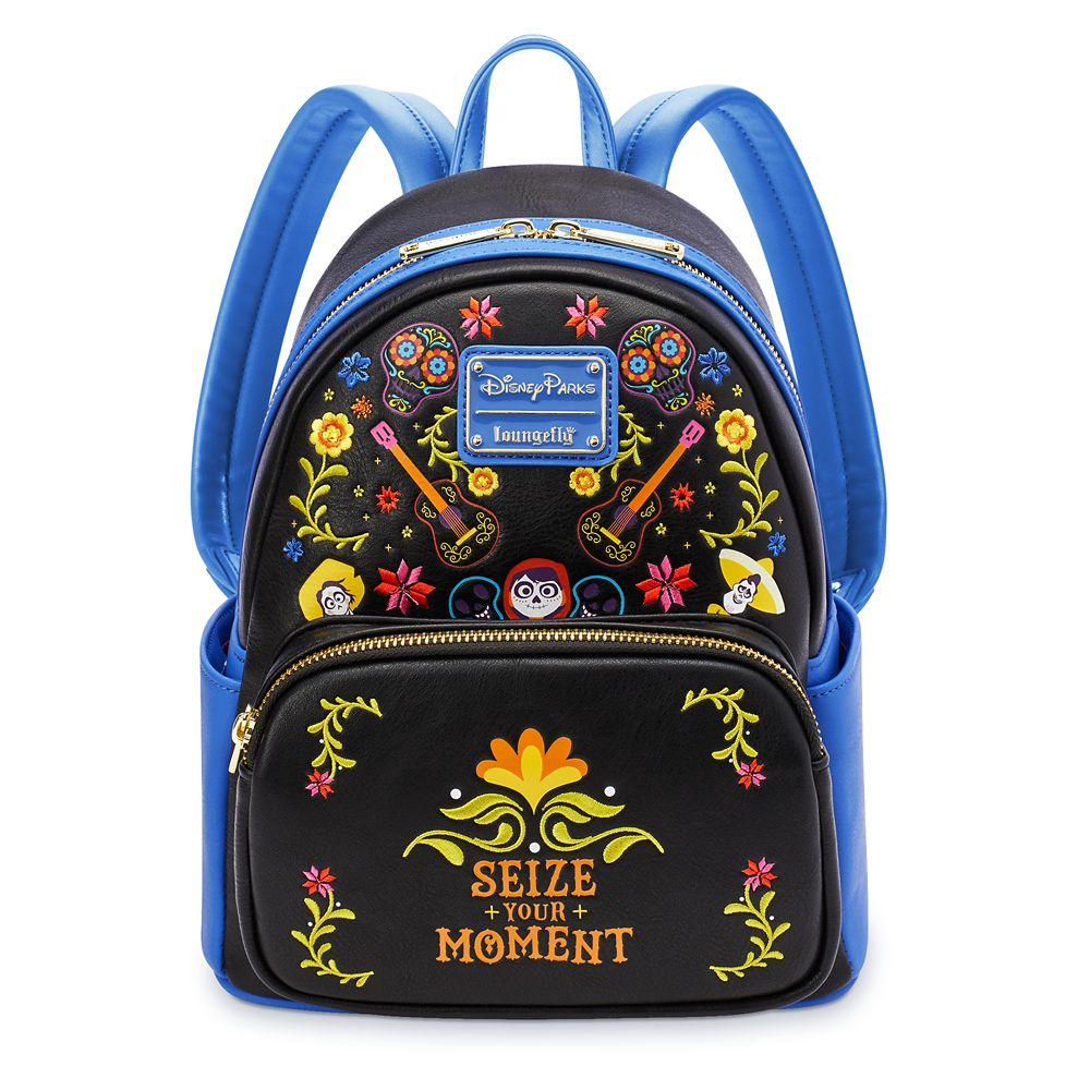 shopdisney.com - Coco Loungefly Mini Backpack Official shopDisney 90.00 USD