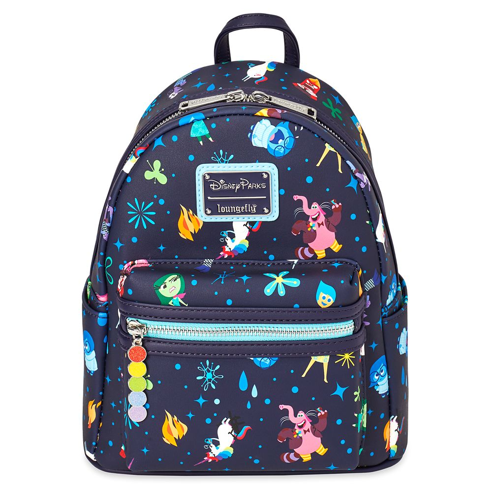 Inside Out Mini Loungefly Backpack Official shopDisney