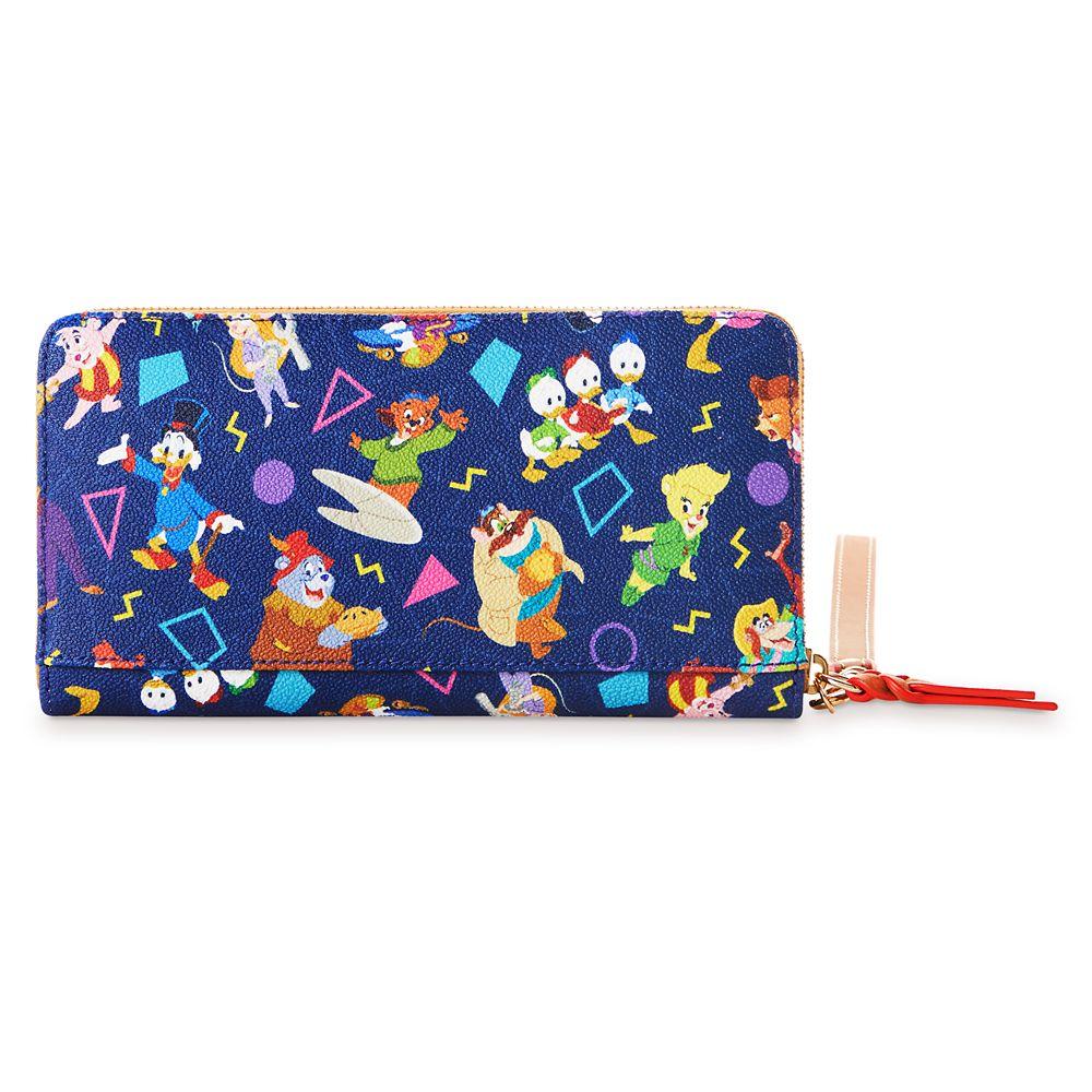 Disney Afternoon Dooney & Bourke Wristlet Wallet by Cortney Williams