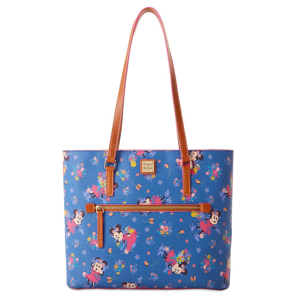 Epcot International Flower & Garden Festival 2021 Dooney & Bourke Shopper Tote