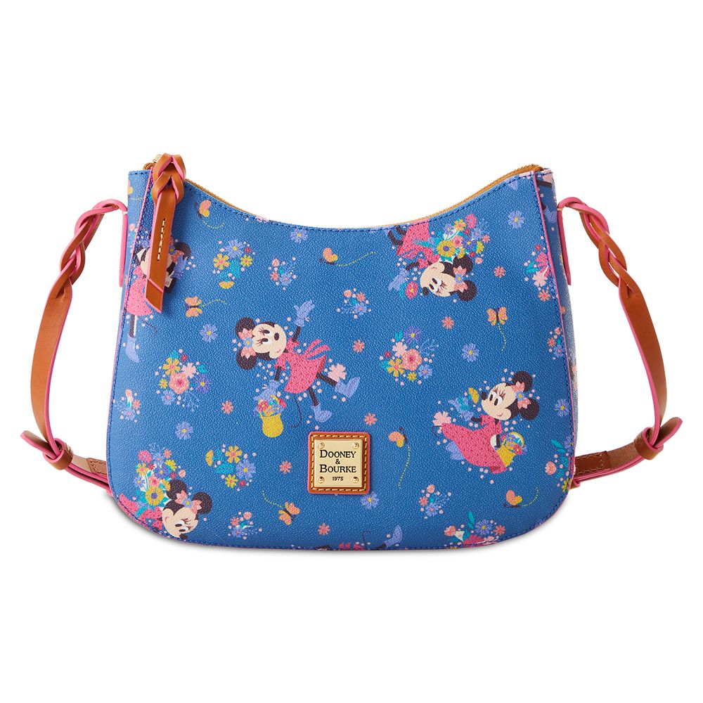 Epcot International Flower & Garden Festival 2021 Dooney & Bourke Crossbody Bag