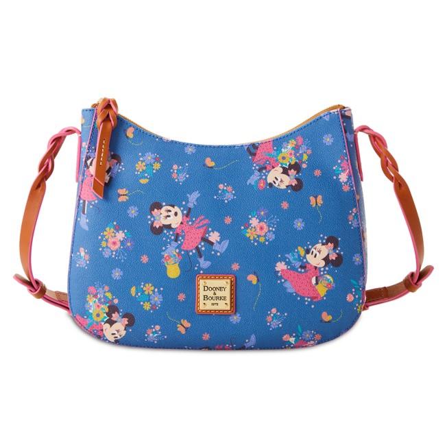 Epcot International Flower & Garden Festival 2021 Dooney & Bourke Crossbody Bag