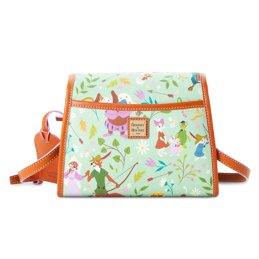 Robin Hood Dooney & Bourke Crossbody Bag by Fabiola Garza