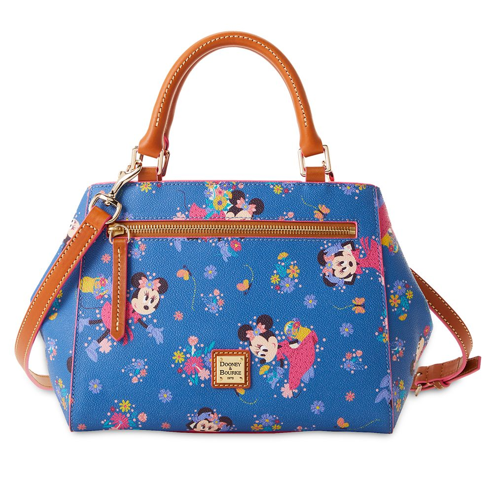 Epcot International Flower & Garden Festival 2021 Dooney & Bourke Satchel