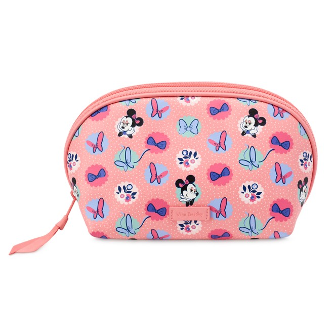 Minnie Mouse Garden Party Cosmetic Bag by Vera Bradley