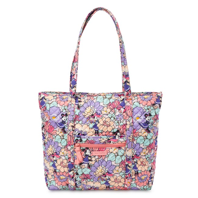 Minnie Mouse Garden Party Tote Bag by Vera Bradley
