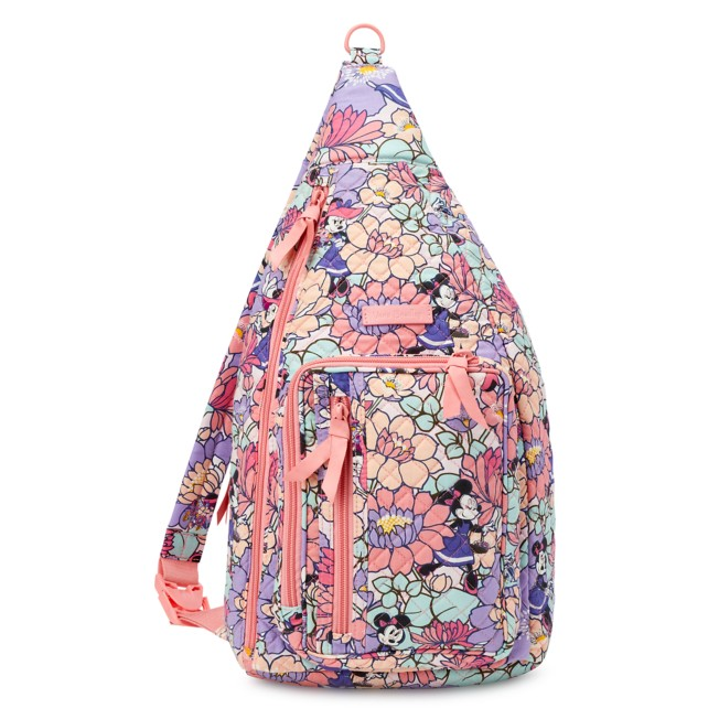 Minnie Mouse Garden Party Sling Backpack by Vera Bradley