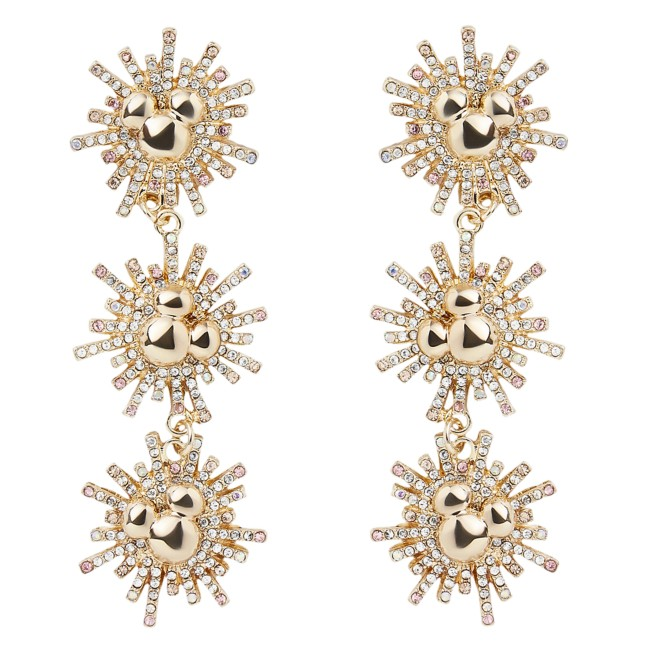 Mickey Mouse Icon Fireworks Earrings by BaubleBar