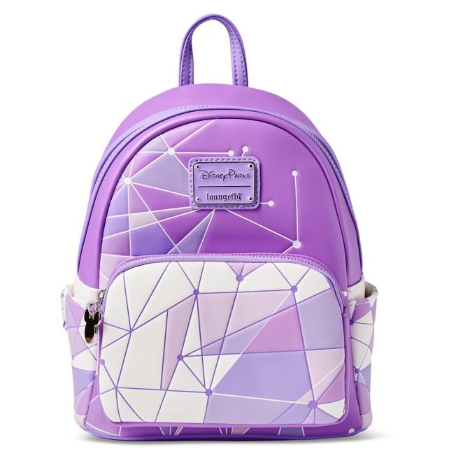 Purple Wall Loungefly Mini Backpack