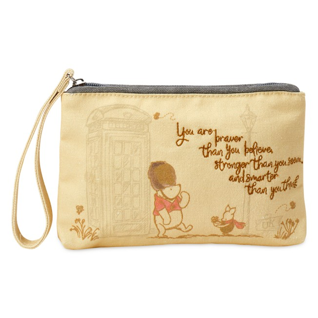 Winnie the Pooh and Piglet Classic Pouch