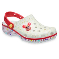 Mickey Mouse Popcorn Clogs for Adults by Crocs