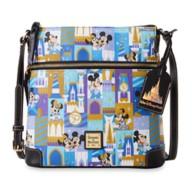 Mickey and Minnie Mouse Dooney & Bourke Crossbody Bag – Walt Disney World 50th Anniversary