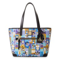 Mickey and Minnie Mouse Dooney & Bourke Tote – Walt Disney World 50th Anniversary