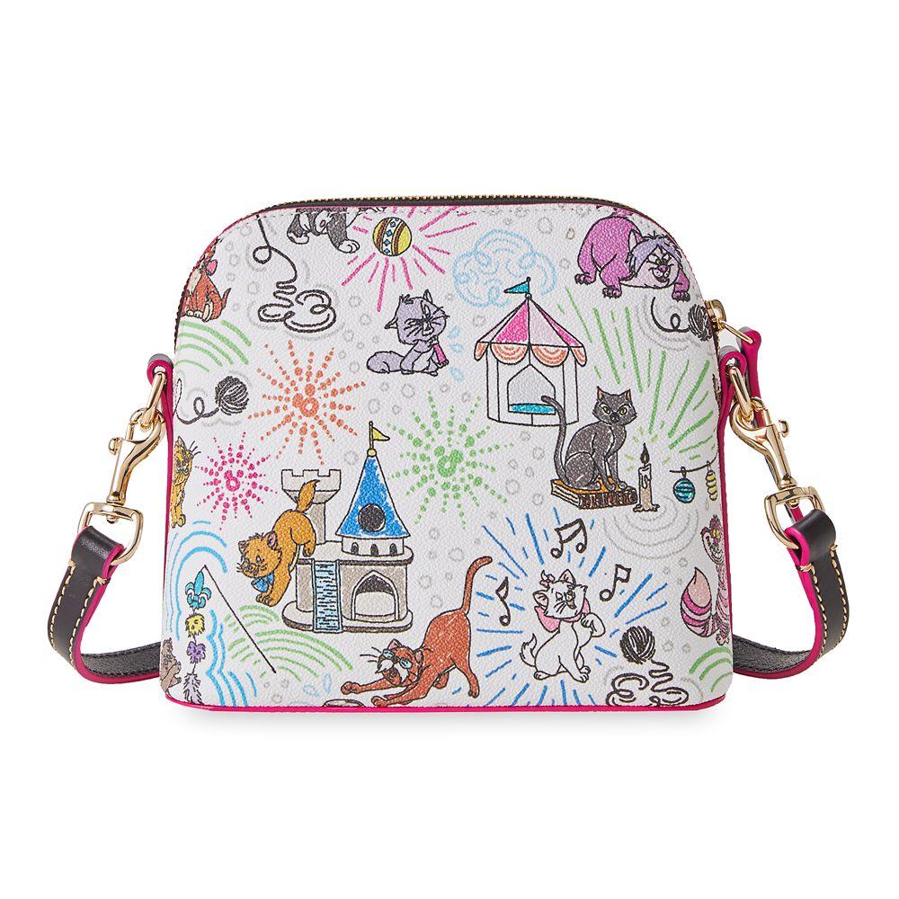 Disney Cats Sketch Dooney & Bourke Crossbody Bag