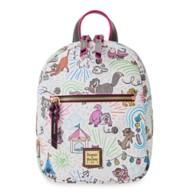 Disney Cats Sketch Dooney & Bourke Backpack