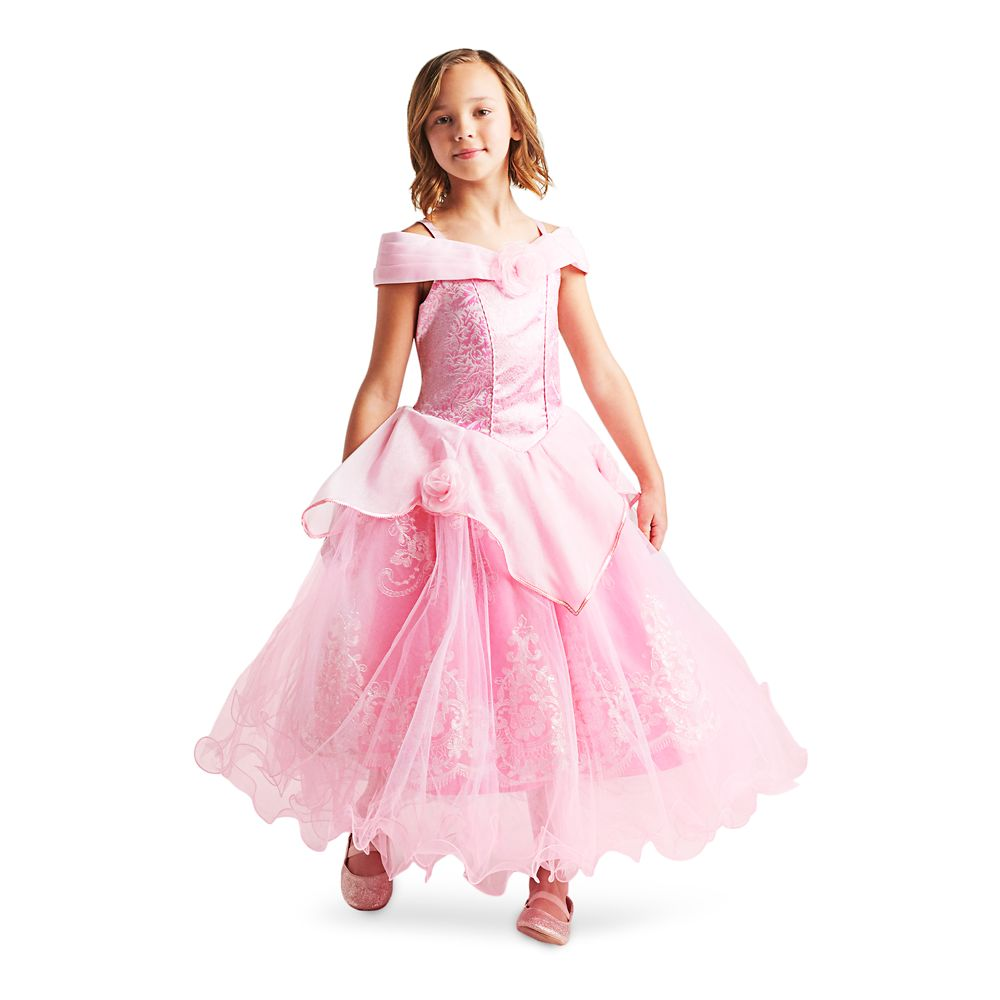 Aurora Signature Costume for Girls Official shopDisney