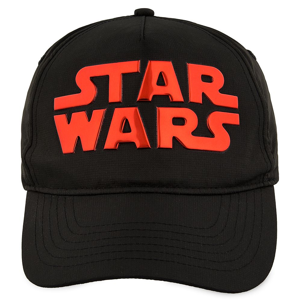 83fc1917e Star Wars Logo Baseball Cap for Adults