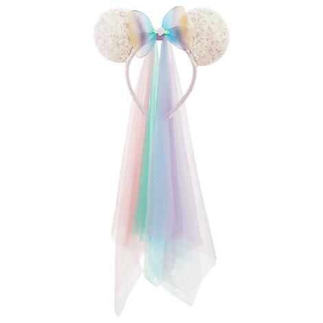 Minnie Mouse Ear Headband - Butterfly