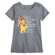 Winnie the Pooh Classic Lace T-Shirt for Women – Epcot